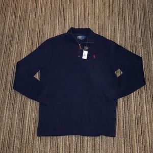 NWT Polo Ralph Lauren 1/4 Zip Size Medium M